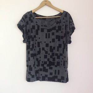 The Limited Tops - The Limited Print Blouse